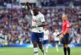 "Grubi H.Lloriso klaida iškovoti ""Tottenham"" pergalės nesutrukdė"