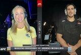 """""""UFC on ESPN 13"""" algos: M.Bukauskas – tarp lyderių pagal uždarbį"""