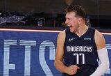 FIBA ir NBA užgesino L.Dončičiaus pastangas žaisti rinktinėje artėjančioje atrankoje