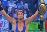 Buvęs WWE čempionas netikėtai nusprendė pasukti į MMA narvą