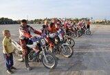 """Kretingos """"Milda"""" artėja prie Centrinės Europos motobolo lygos vicečempionės titulo"""