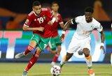"""Afrikos Tautų lygoje dalyvaujantis """"Tottenham"""" gynėjas S.Aurieras patyrė traumą"""