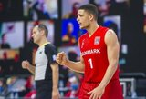 CSKA papildė Danijos talentas