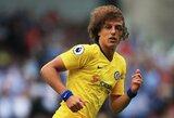 """Oficialu: D.Luizas pasirašė su """"Chelsea"""" naują kontraktą"""