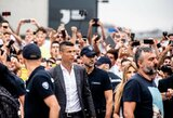 """C.Ronaldo žada paduoti į teismą Vokietijos portalą, publikavusį """"neteisėtą"""" pranešimą apie jo išprievartautą amerikietę"""