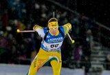 Biatlonininkas K.Dombrovskis Europos čempionate nusiteikęs demonstruoti gerus rezultatus