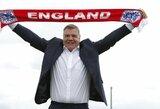 """S.Allardyce'as: """"Su tokia sudėtimi Anglija galėjo laimėti EURO 2016"""""""