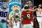 TOP-50 vertingiausios sporto komandos: dešimtuke – po tris NBA ir futbolo ekipas