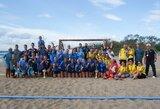 Klaipėdoje praūžė paplūdimio rankinio savaitė: sužaista 110 rungtynių