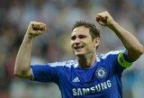 """F.Lampardas apie galimą persikėlimą į """"MLS"""": """"Viskas priklauso nuo """"Chelsea"""""""