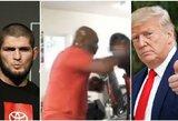 """M.Tysono treniruotė Ch.Nurmagomedovą, D.Trumpą ir kitus paliko be žado: """"Čia jau kitas lygis"""""""