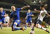 """""""Leicester"""" klubas pardavė vos rekordininku netapusį gynėją"""