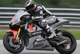 "J.Lorenzo: ""Marquezas, Rossi kovos dėl titulo"""