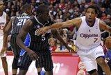 """""""Crvena Zvezda"""" nusitaikė į NBA patirties turintį gynėją"""
