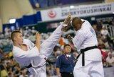 Kiokušin karatė pasaulio čempionate kovą dėl medalių tęs 5 lietuviai