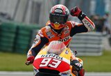 """MotoGP"": M.Marquezas sieks rekordo"