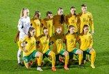 Paskelbta Lietuvos moterų rinktinės sudėtis