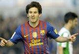 """L.Messi: """"Po pralaimėjimų jaučiuosi blogai"""""""