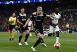 "Optimistiškai nusiteikęs E.Ten Hagas tikisi, jog D.Van De Beekas liks rungtyniauti ""Ajax"""