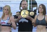 Svarbus vakaras Lietuvos MMA pasauliui: J.Stoliarenko ir M.Bukauskas sėkmingai numetė svorį prieš titulines kovas
