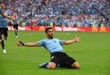 Urugvajus lengvai įveikė šeimininkus ir tapo grupės nugalėtojais