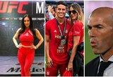 Gimtadienį minėjusiam J.Rodriguezui – nieko gero nežadanti Z.Zidane'o žinutė ir porno žvaigždės sveikinimas