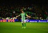 """Atidėtame Ispanijos """"La Liga"""" mače – dramatiškos lygiosios"""