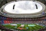 Rusijos rinktinė ketveriems metams diskvalifikuota iš visų svarbiausių sporto renginių