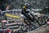 A.Jasikonis išsaugojo penktą vietą pasaulio motokroso čempionate