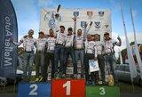 MTB dviračių maratonų finaliniame etape – svečio iš Baltarusijos pergalė