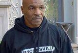 Paviešinta daugiau M.Tysono ir R.Joneso parodomosios kovos taisyklių