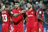 """""""Sevilla"""" iškovojo paskutinį kelialapį į Europos lygos grupių etapą"""