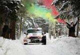 """""""Winter Rally 2020"""" startas – paskutinį sausio savaitgalį"""