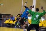 Tarptautinio vyrų rankinio turnyro Vilniuje čempionų taurė iškeliavo į Baltarusiją