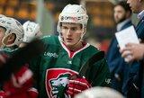 M.Kaleinikovas Latvijoje išplėšė pergalę, I.Četvertakas Norvegijoje žaidė labai naudingai