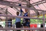 Pasaulio muaythai čempionate L.Andrijauskas ringe nesulaukė savo varžovo