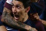"Prancūzijoje dvi ""Troyes"" klaidos leido PSG triumfuoti"