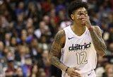 Apie įvairias psichologines problemas prisipažino dar vienas NBA žaidėjas