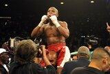 F.Mayweatheris apgynė WBA čempiono titulą