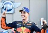 """Šlapioje Valensijos trasoje – P.Espargaro """"pole"""" pozicija ir V.Rossi sugrįžimas"""