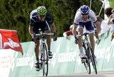 G.Bagdonas septintajame dviračių lektynių Airijoje etape finišo liniją kirto 4-as
