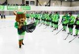 """""""Kaunas Hockey"""" kovoje prieš vilniečius palaikys mažieji sirgaliai iš Kazlų Rūdos"""