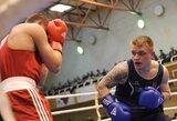 Europos bokso čempionate Minske startuos penki lietuviai