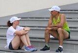 A.Garunkšnytė pakeliui į Rygos maratoną: COVID-19 testas, izoliacija, startas