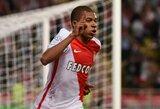 "Prancūzų spauda: ""Arsenal"" už K.Mbappe siūlo 100 mln. eurų"
