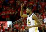 """K.Durantas – apie seriją su """"Rockets"""": """"Ją prisiminsime net po daugelio metų"""""""