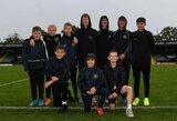 Kuriozas penktoje Anglijos lygoje: iš rungtynių pašalinti laiką švaistę kamuolius padavinėjantys berniukai