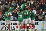 Meksika – viena koja Pasaulio čempionate