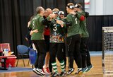 Lietuvos golbolo rinktinė nutraukė turkų pergalių seriją ir laimėjo paralimpinį atrankos turnyrą