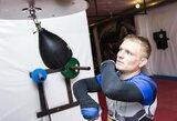 KOK turnyre – olimpinio bokso prizininko E.Petrausko sugrįžimas į ringą
